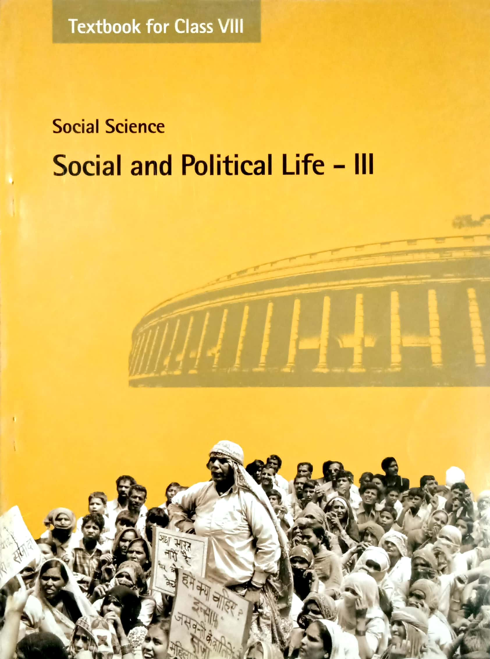 Social And Political  Life - 3