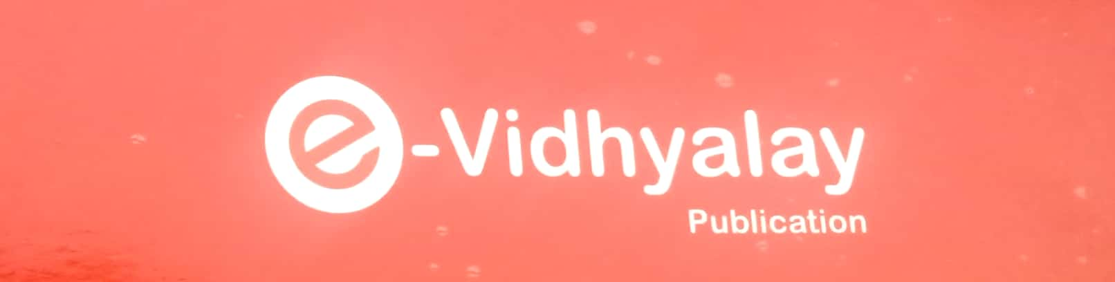 E-Vidhyalay publication